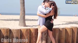 Ultimate Kissing Prank Compilation 2016 (HOTTEST MAKEOUTS) PrankInvasion Making Out With Girls