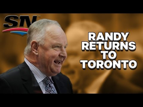 Randy Carlyle's Toronto return