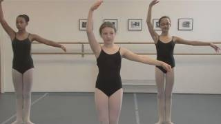 How To Learn Ballet Arm Positions
