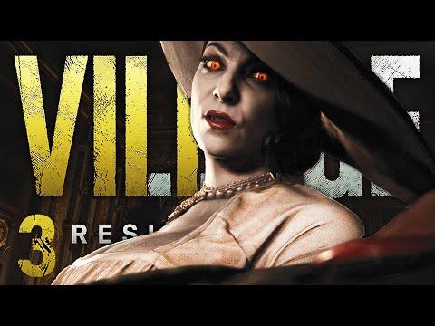3 TIMES A LADY DIMITRESCU   Resident Evil: Village – Part 3