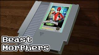 Power Rangers Beast Morphers Theme/Power Rangers Beast Morphers 8bit
