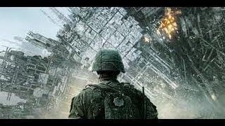 Battle Los Angeles + Skyline combined movie trailer.