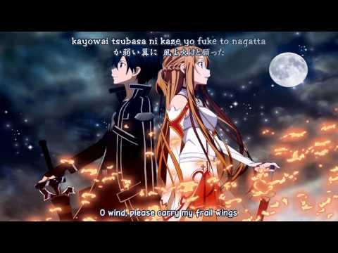SAO Kirito Character Song Yoshitsugu Matsuoka   Sword & Soul EnglishKaraFX