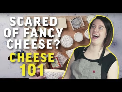 'Cheese with Carl' Cheese 101 - Brewed for Food Education Series