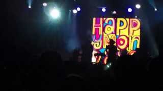 Happy Mondays Wrote For Luck Fuji Rock 2015 live
