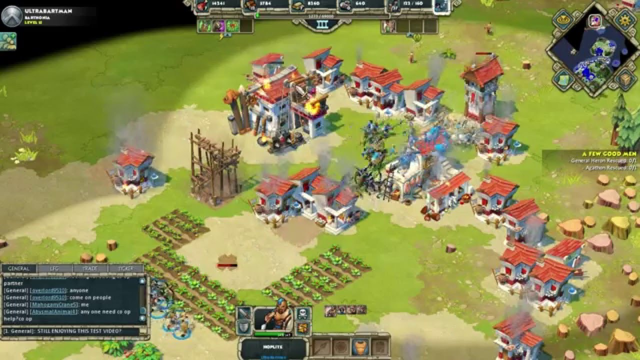 age of empires game free online