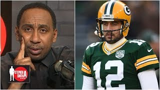 Stephen A. wonders if Aaron Rodgers will ignore Matt LaFleur | Stephen A. Smith Show