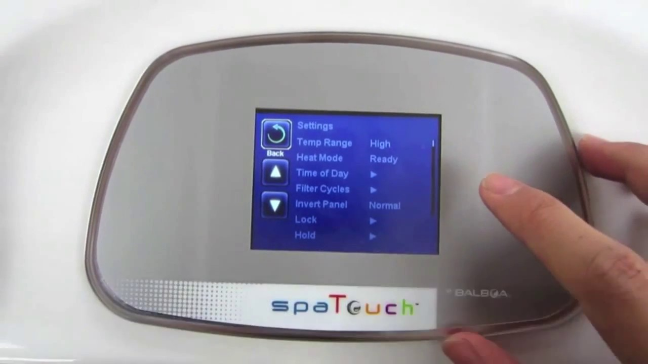 Balboa VL600S Touch Panel-Hot Tub Spa tranche Switch À faire soi-même