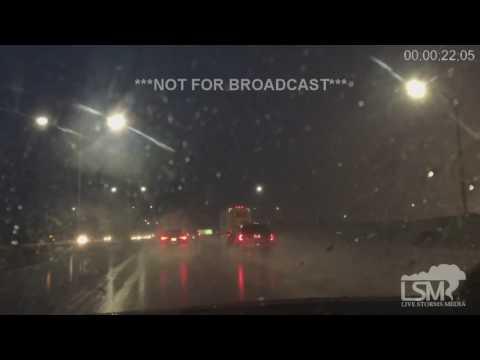 6-20-16 Colorado Springs, CO Flash Flooding, Lightning