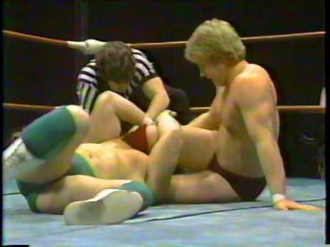 Brad Armstrong vs. Tim Horner [GCW 1984]