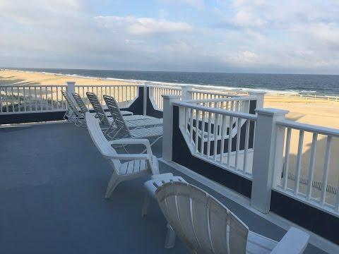 Oceanfront Rental on Long Beach Island - LBI NJ