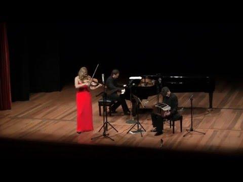 PIAZZOLLA. Libertango. Anna Serova & Tango Sonos