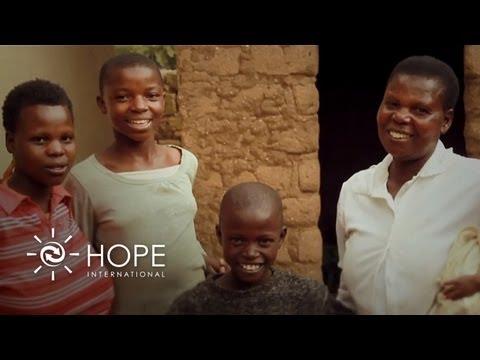 A Hope That Saves in Rwanda