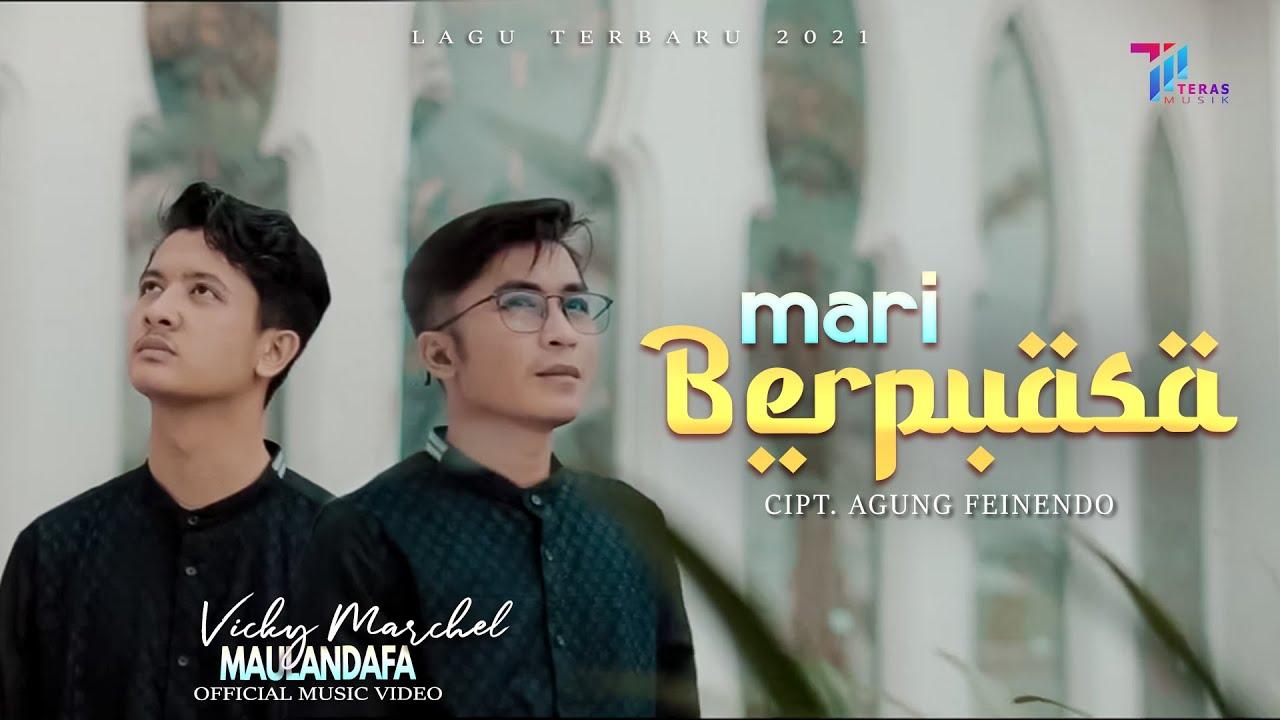 Mari Berpuasa - Vicky Marchel feat Maulandafa (Official Music Video)