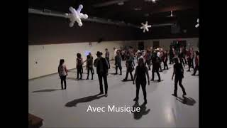 Alibi line dance Video