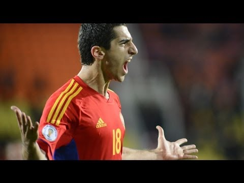 Henrikh Mkhitaryan - All goals for Armenia