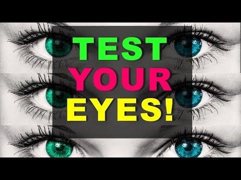 Let See How Good Your Eyesight For GD Pilot Test | GD Test | GD Pilot Test