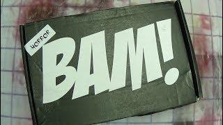 BAM BOX HORROR June 2018: EmGo's Bam Box Reviews N' Stuff