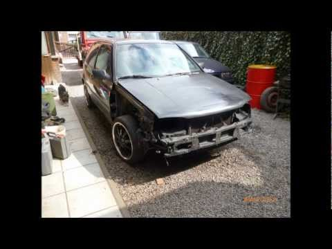 Golf Mk3 Project