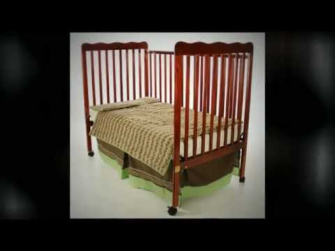 Dream On Me Classic Crib 2 in 1 Cherry Colour And White Colour