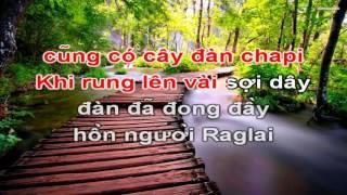 Giấc Mơ Cha Pi (Acoutis Guitar) Karaoke Chuẩn Ymoan