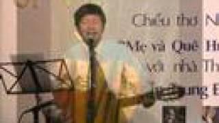 Đổi Cả Thiên Thu Tiếng Mẹ Cười,Trần Trung Đạo, tác giả ngâm