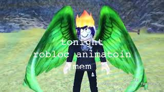 Tonight - Roblox Animation Meme