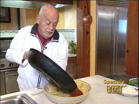 "Dino De Laurentiis e i ""Breakfast Spaghetti"""