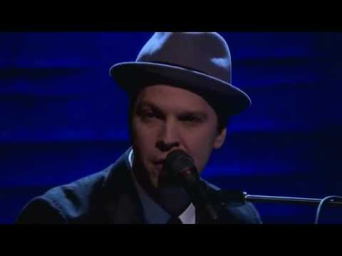 Gavin DeGraw Performing 'Not Over You' on Conan 1/9/12