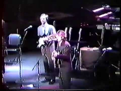 George Harrison & Eric Clapton at Osaka Castle Hall on 12-10-91 part 1