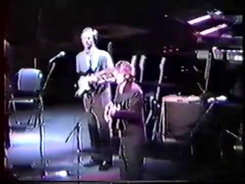 George Harrison & Eric Clapton at Osaka Castle Hall on 12-10-91 part 1