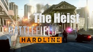 Battlefield Hardline Beta | The heist | Español