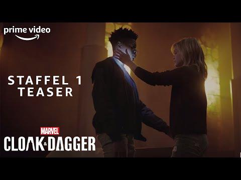 Neue Superhelden | Marvel's Cloak & Dagger | Offizieller Teaser | Prime Video DE