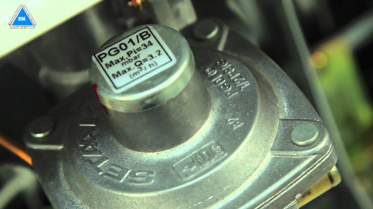 схема газовой колонки beretta idrabagno 11