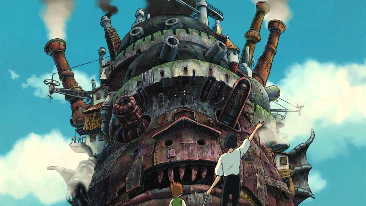 Howl´s Moving Castle - Sekai no Yakusoku (Orchestra) - YouTube  Howl´s Moving ...