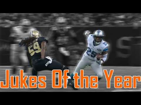 """Best Jukes of the 2015-16 NFL Season ᴴᴰ 