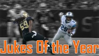 Best Jukes of the 2015-16 NFL Season ᴴᴰ ||