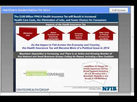 Implementing Healthcare Changes - What You Should Know About Offering Benefits to Employees   NFIB W