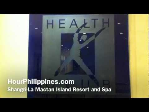 Shangri-La Mactan Island Resort and Spa Health Club Cebu by HourPhilippines.com