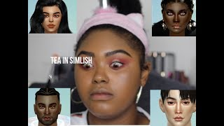 AN OVERLY INVESTED TELLING OF MY SIMS 4 DRAMA | KennieJD