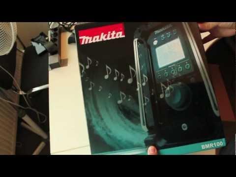 makita radio mit bassreflex teil 3 einbau der hocht n doovi. Black Bedroom Furniture Sets. Home Design Ideas