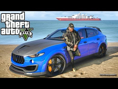 GTA 5 MOD#216 LET'S GO TO WORK!! (GTA 5 REAL LIFE MOD)