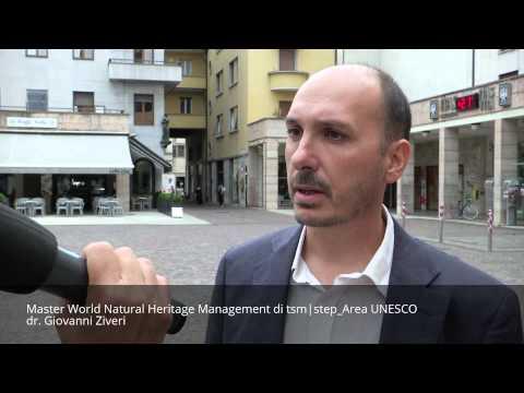 Giovanni Ziveri - Master World Natural Heritage Management di tsm step_Area UNESCO