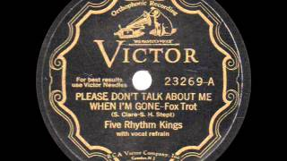 Five Rhythm Kings - Please Don