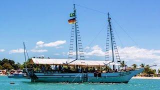 Nauticomar All Inclusive Hotel & Beach Club, Porto Seguro, Bahia, Brazil, 4 stars hotel