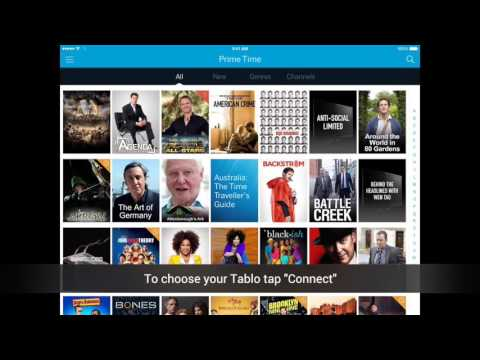 Tablo Tidbits iPad App #12 - Skipping Commercials