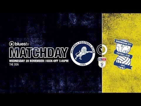 Highlights: Millwall 0 Blues 2 | Sky Bet Championship