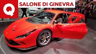 La Ferrari F8 Tributo - Salone di Ginevra 2019 | Quattroruote