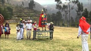 MUERTE DE ATAHUALPA - SAN PEDRO DE PIRCA 2015