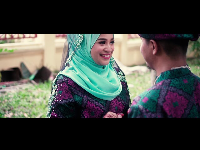 Wedding days : Syafiq & Zahiya
